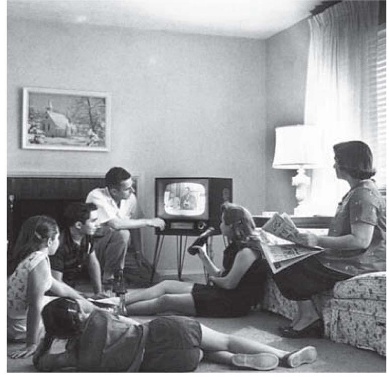 Dereito a televisión