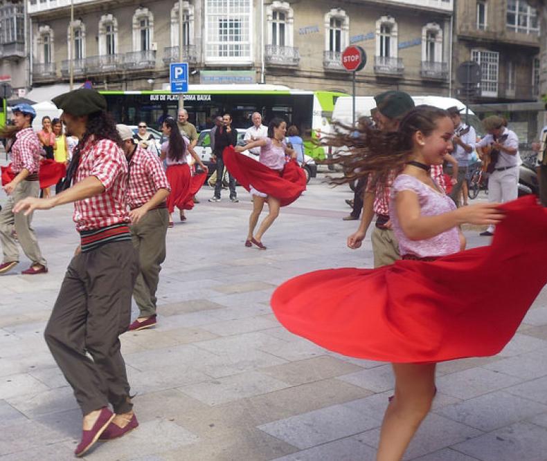 Danza uruguaia