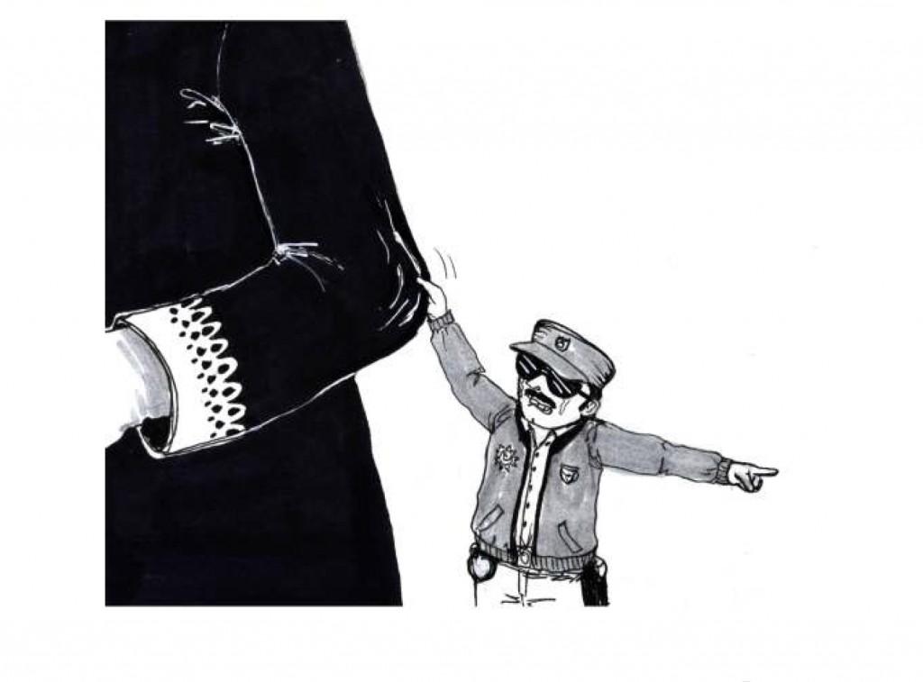 FALTAS DE RESPETO A AL POLICIA
